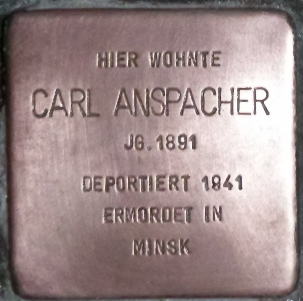 Carl Anspacher