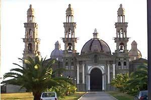 Palmarian Catholic Church Small Traditionalist Catholic denomination centered in Spain