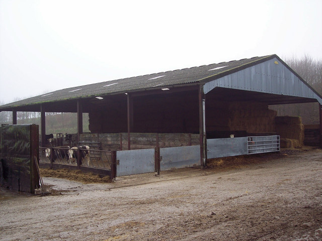 File Cattle Barns Geograph Org Uk 295964 Jpg