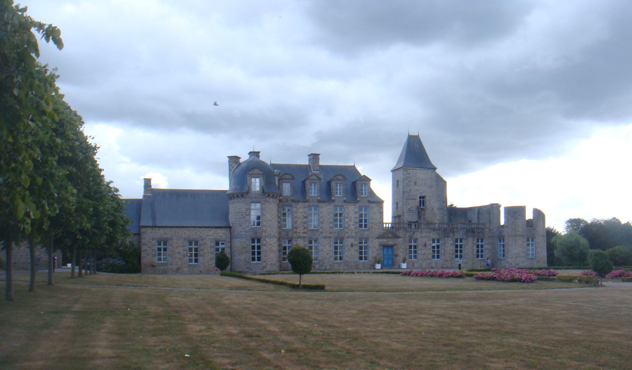 Chateau Du Bois Guy Parigné - File Ch u00e2teau du Bois Guy jpg Wikimedia Commons