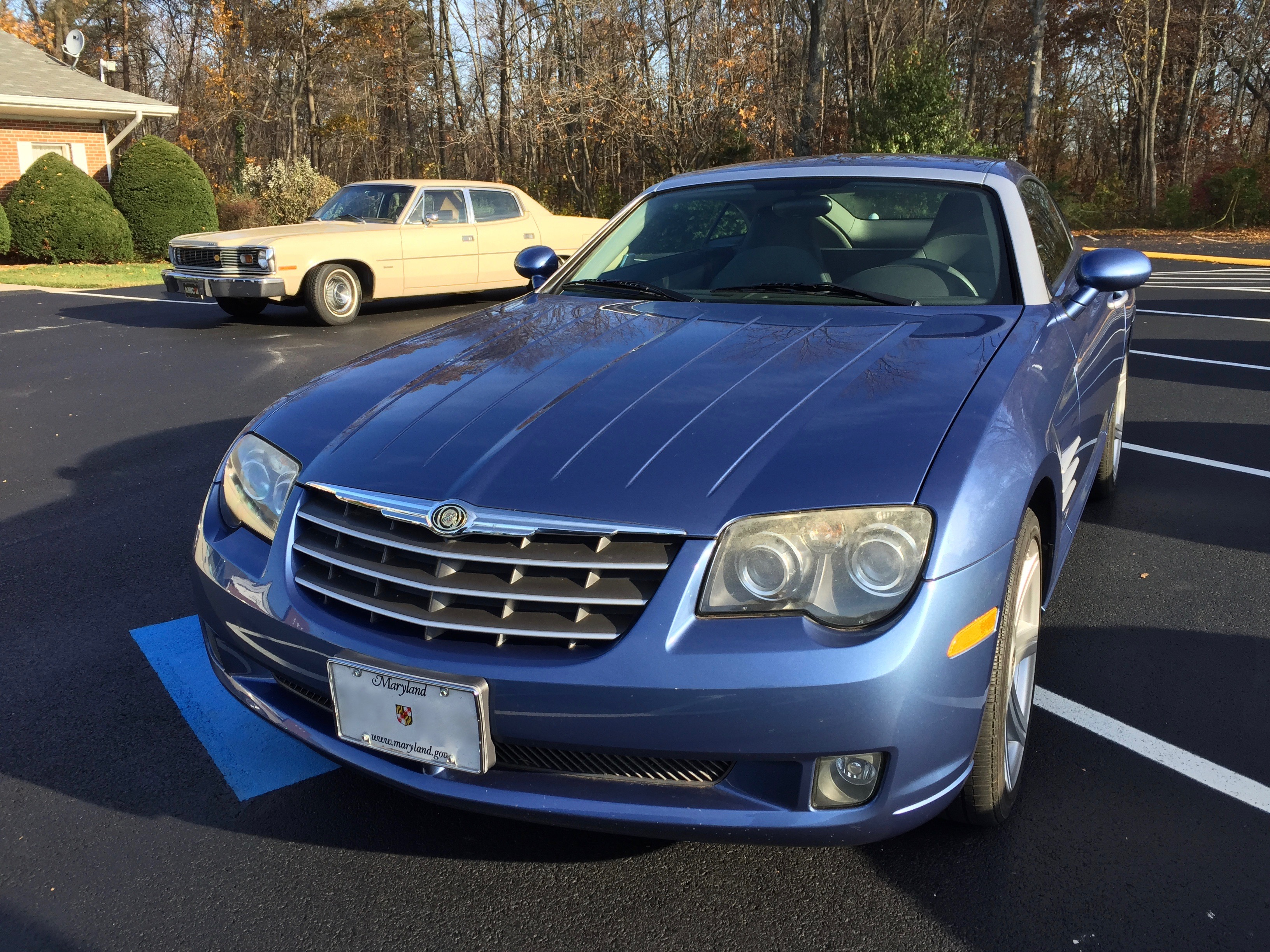 File:Chrysler Crossfire Fastback In Damascus MD 1of2