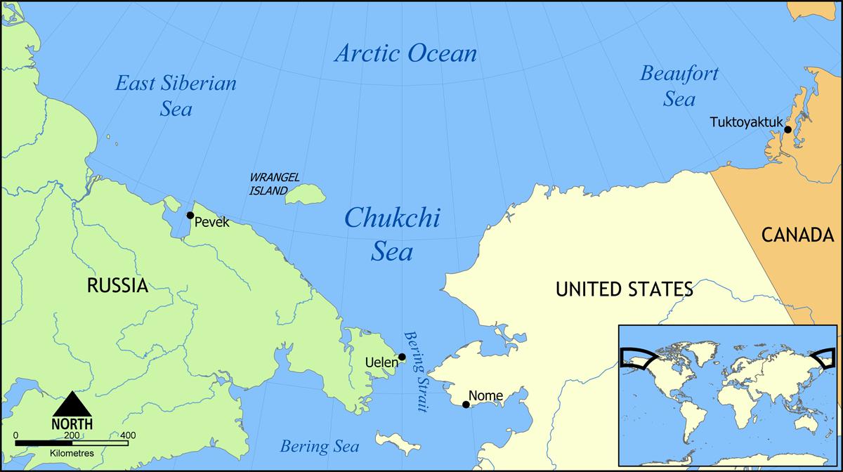 FileChukchi Sea mappng  Wikimedia Commons