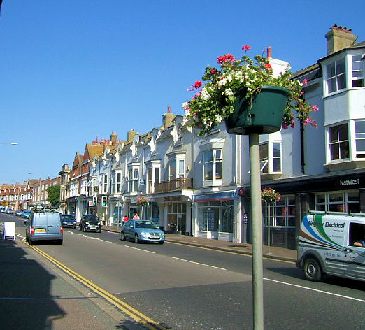 Clinton Place, Seaford, East Sussex - geograph.org.uk - 859674.jpg