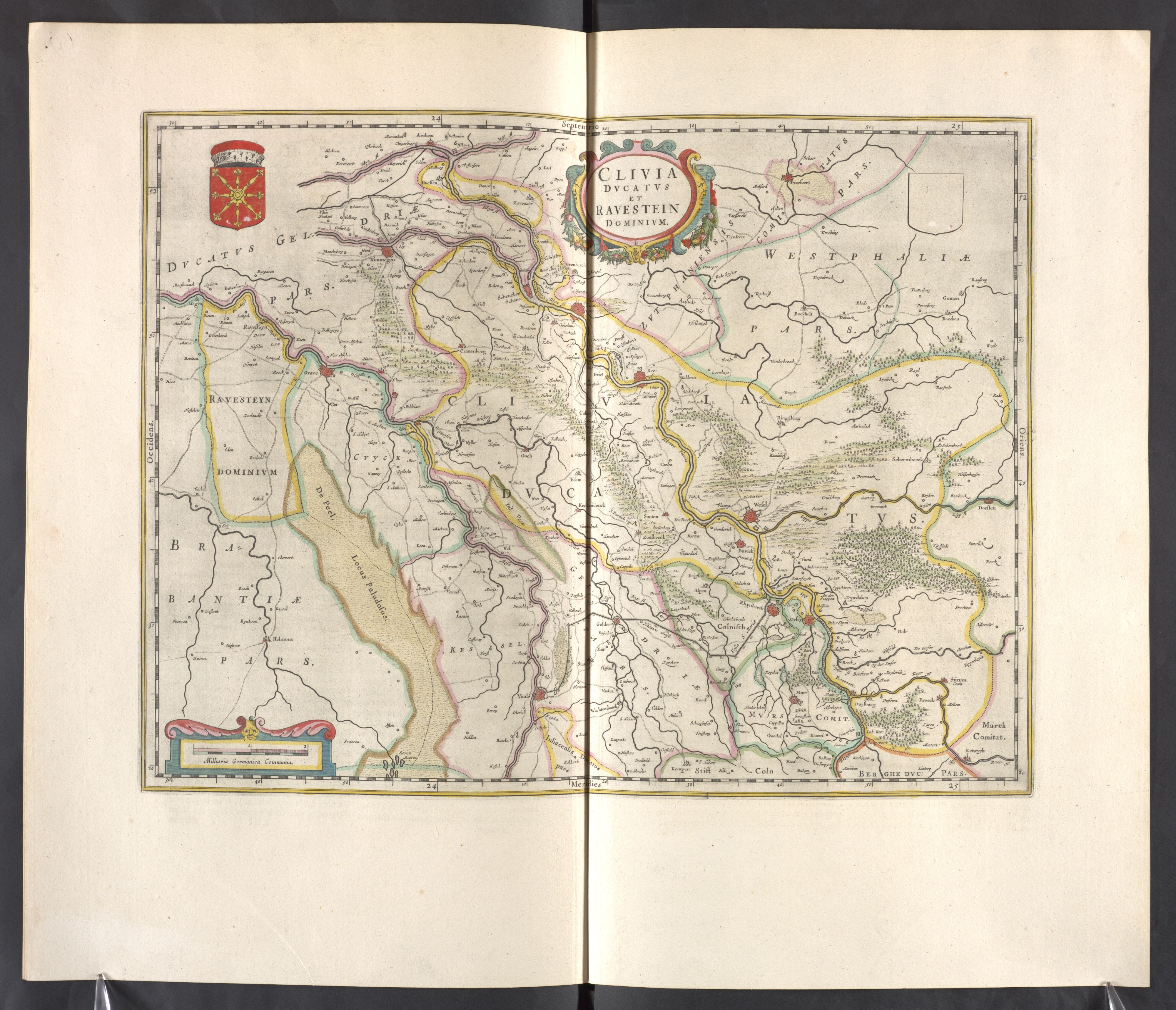 Map69.File Clivia Dvcatvs Et Ravenstein Dominivm Atlas Maior Vol 3 Map