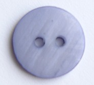 A small flat button