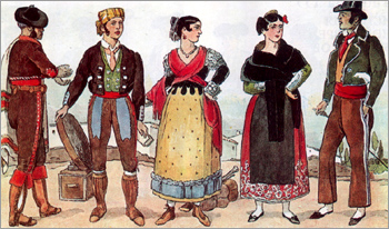 Spain Clothing
