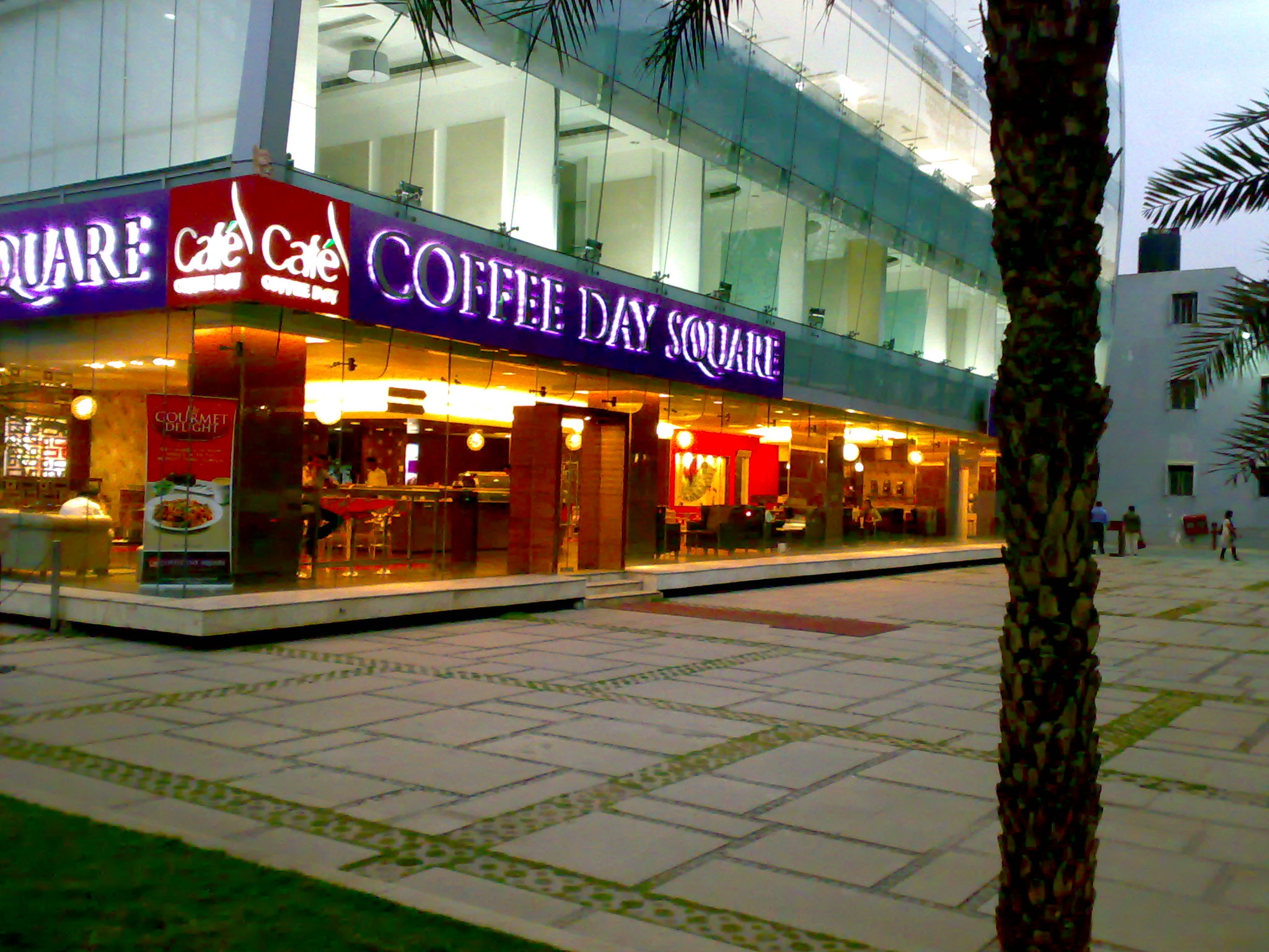 Cafe Coffee Day Thakkar Shopping Mall Mumbai Maharashtra