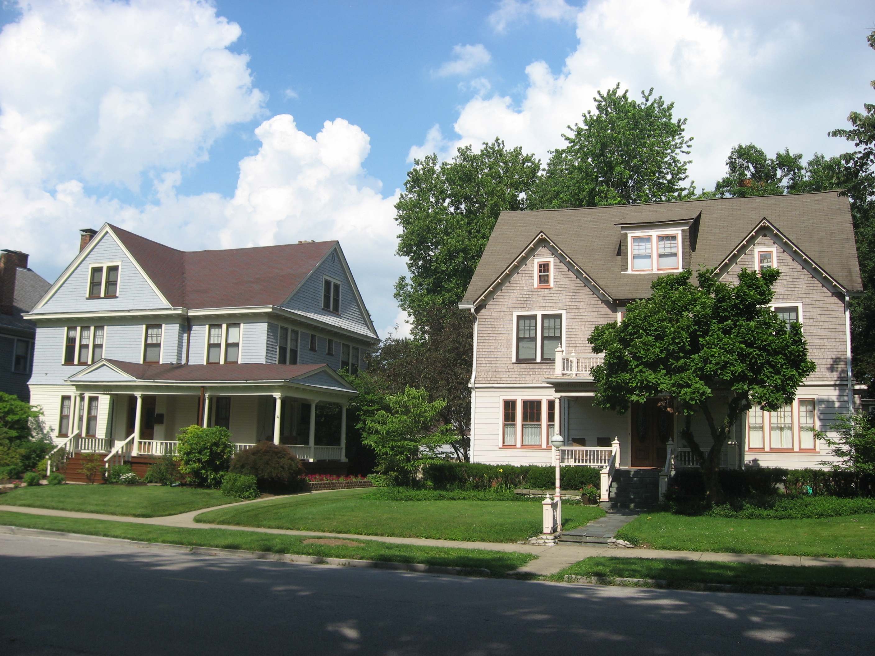 Small Houses For Sale File Collett Park Neighborhood Historic District Jpg
