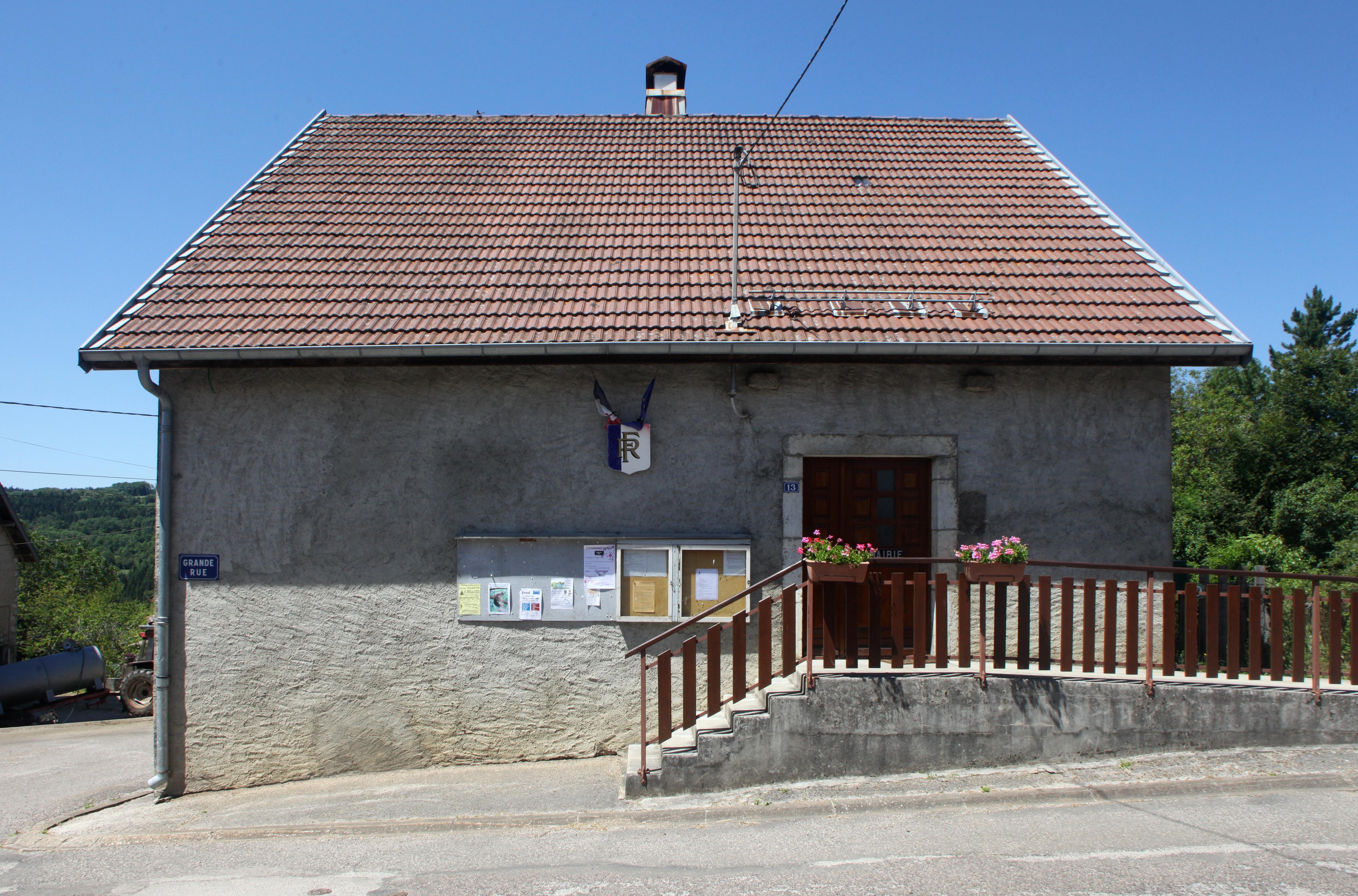 La Maison Du Bois Clairvaux conte, jura - wikipedia