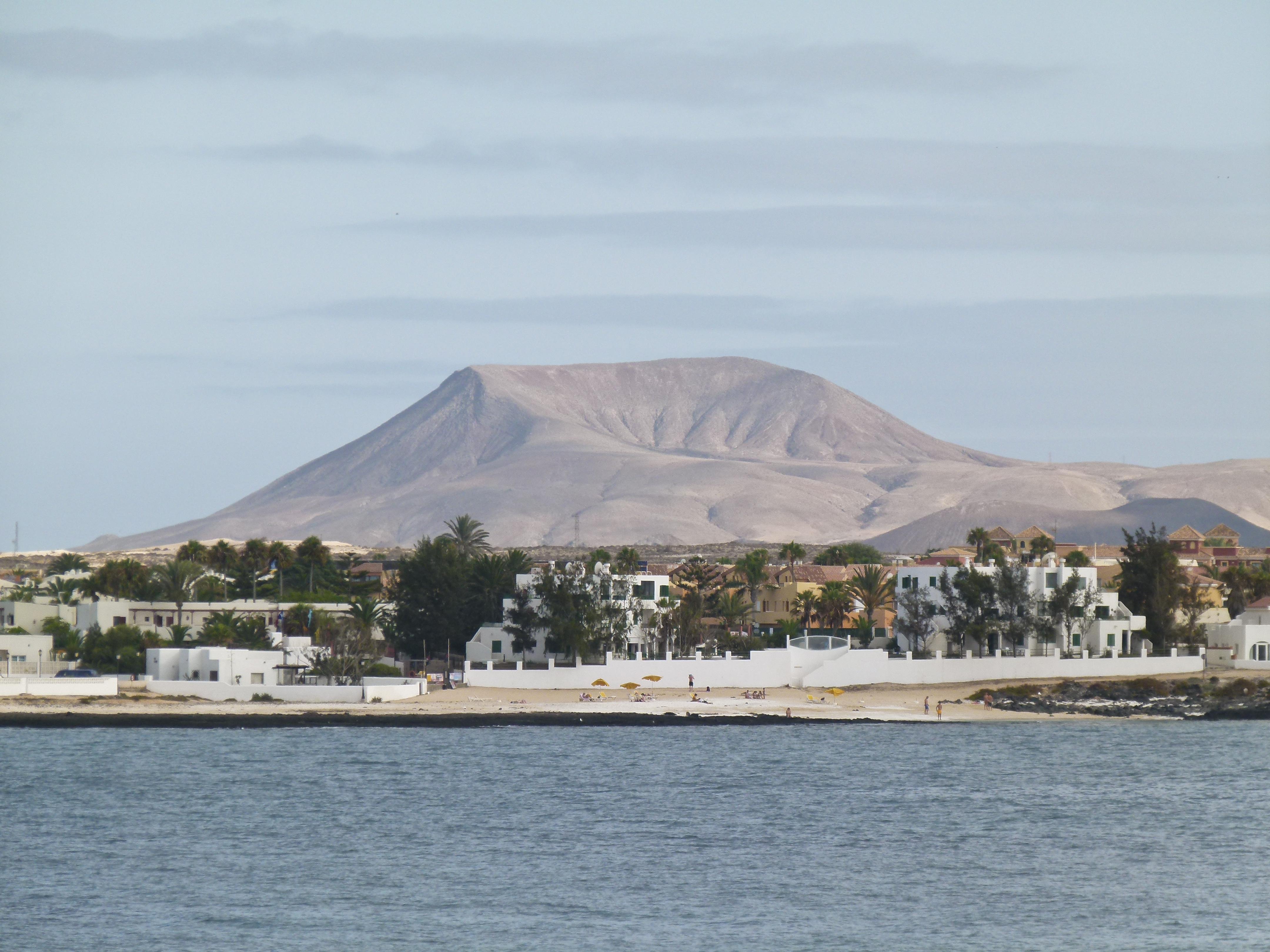 Canary Islands Volcano