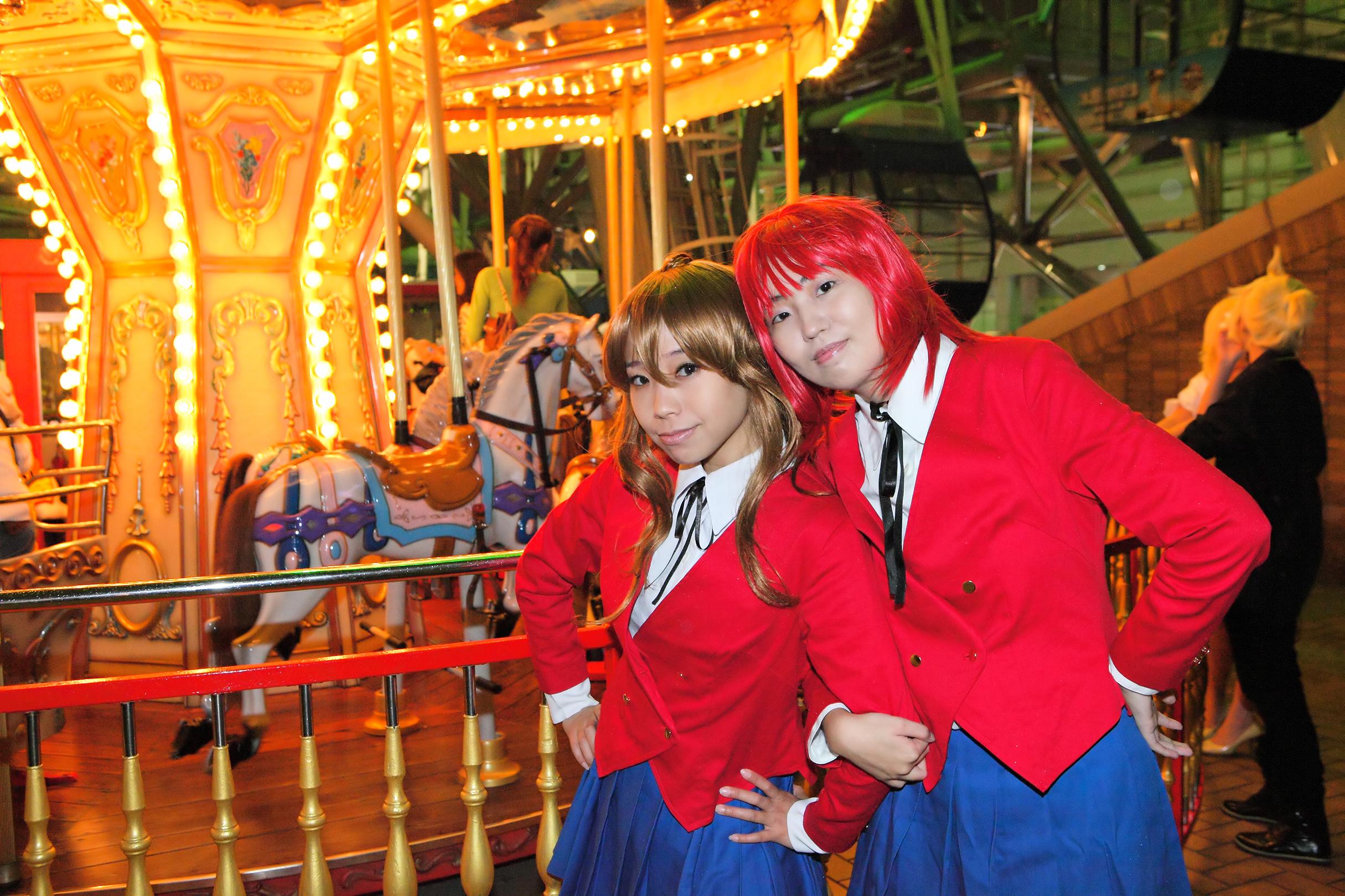 toradora! cosplay - aisaka taiga 5 by merino moko