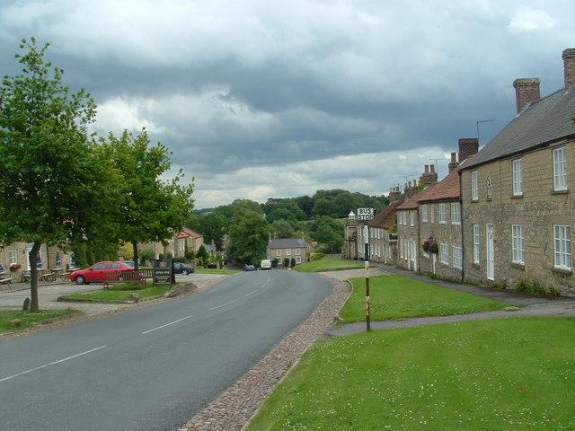Coxwold Village - geograph.org.uk - 1077739