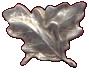 Crossed silver oakleaves.PNG