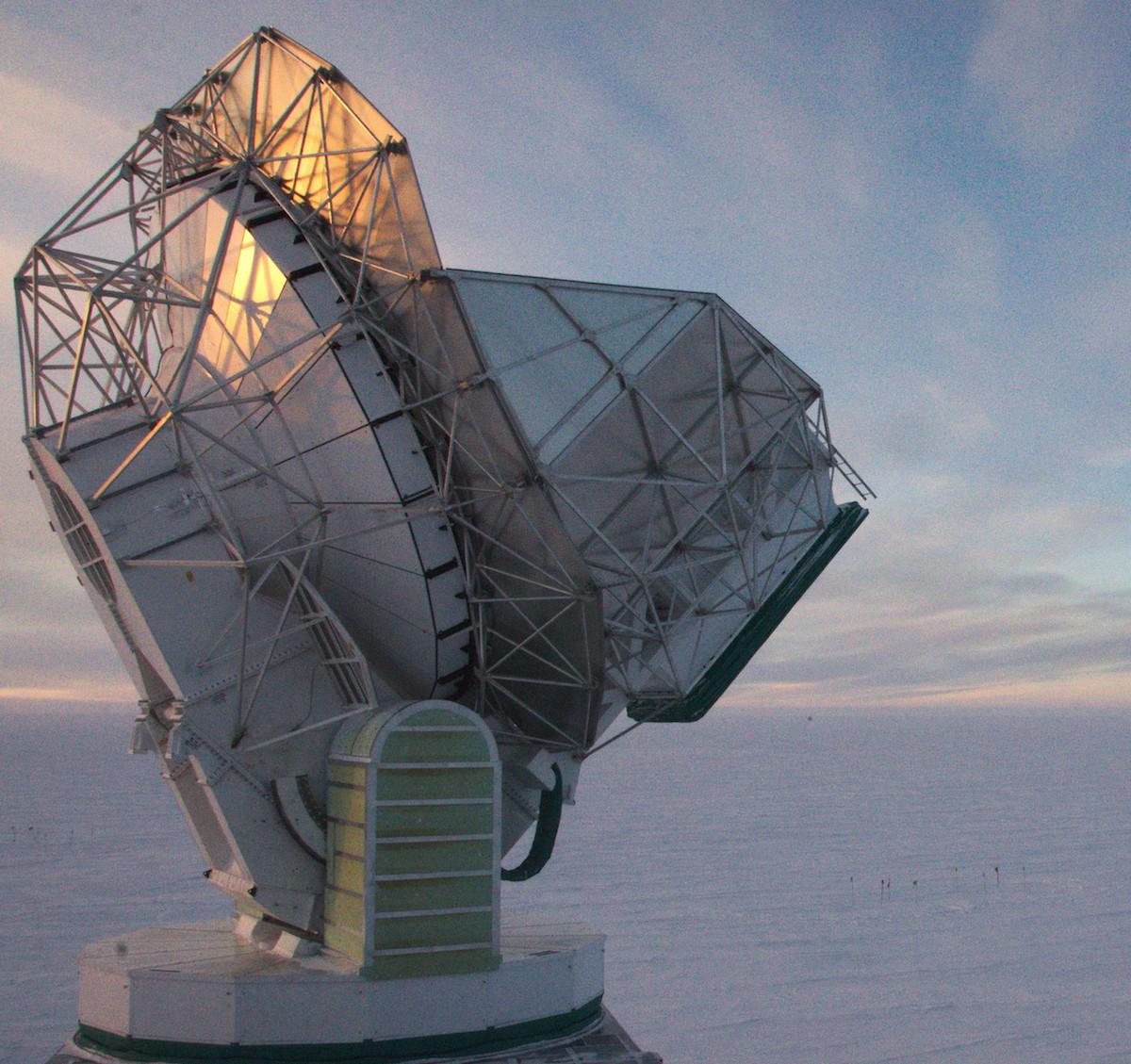 South Pole Telescope Wikipedia