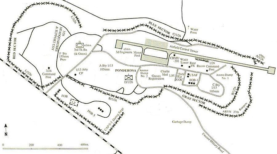 Lai Khe Vietnam Map.Khe Sanh Combat Base Wikipedia