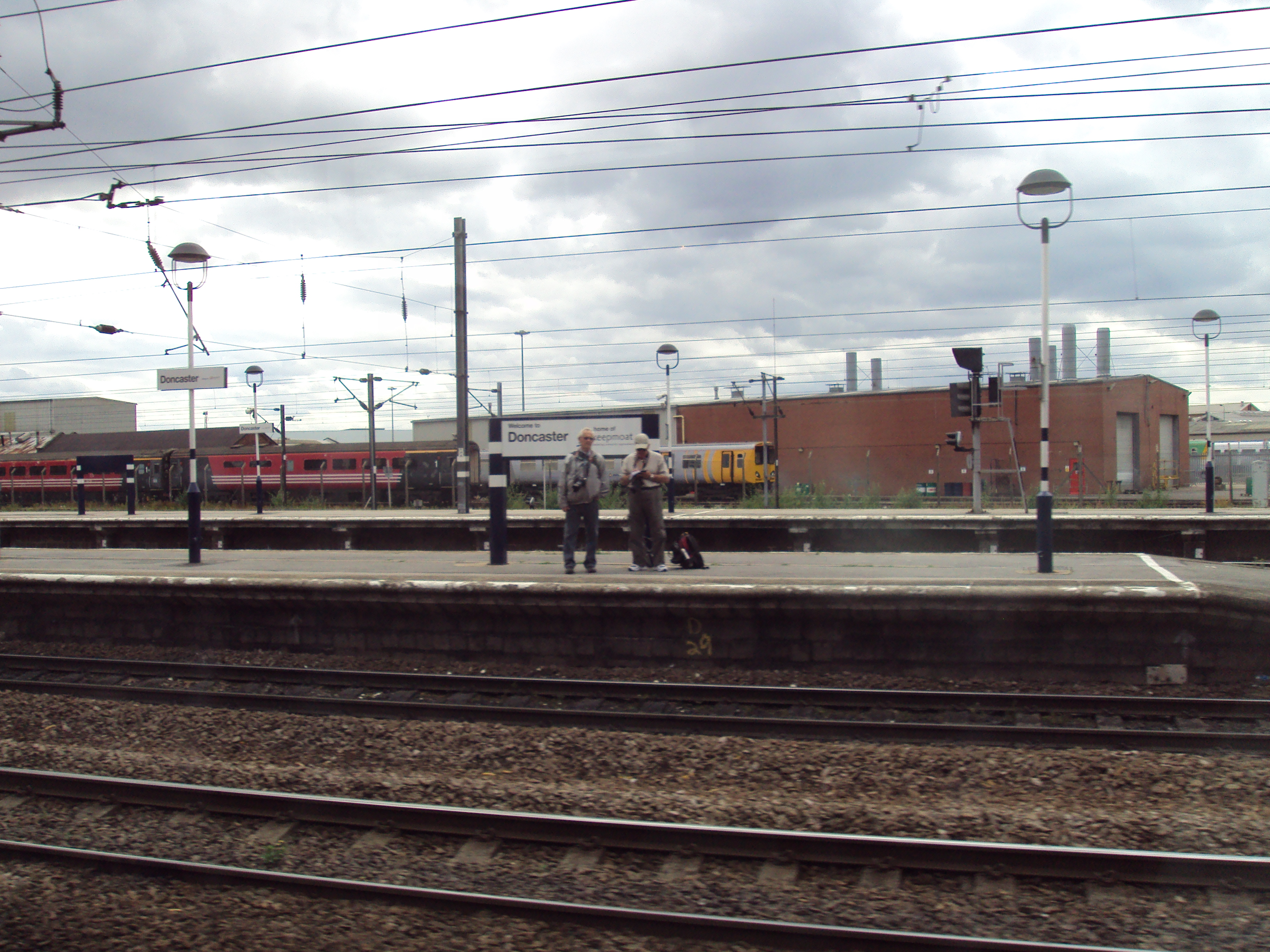 Doncaster Train Station Car Parking Long Stay