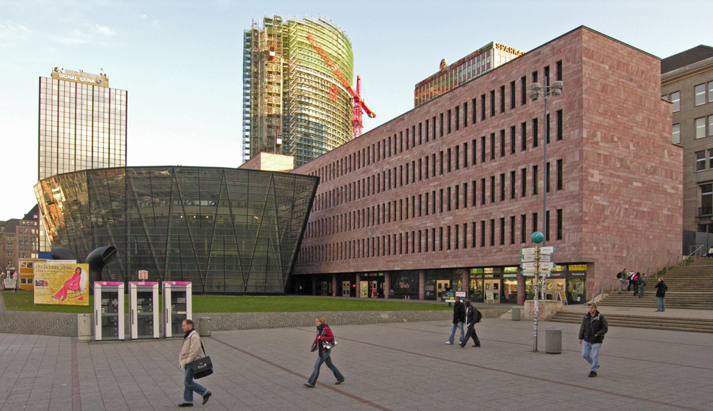 Dortmund City And State Library Wikidata