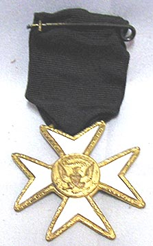 File:Early -Masonic Knights Templar- Enamel Medal jpg - Wikimedia