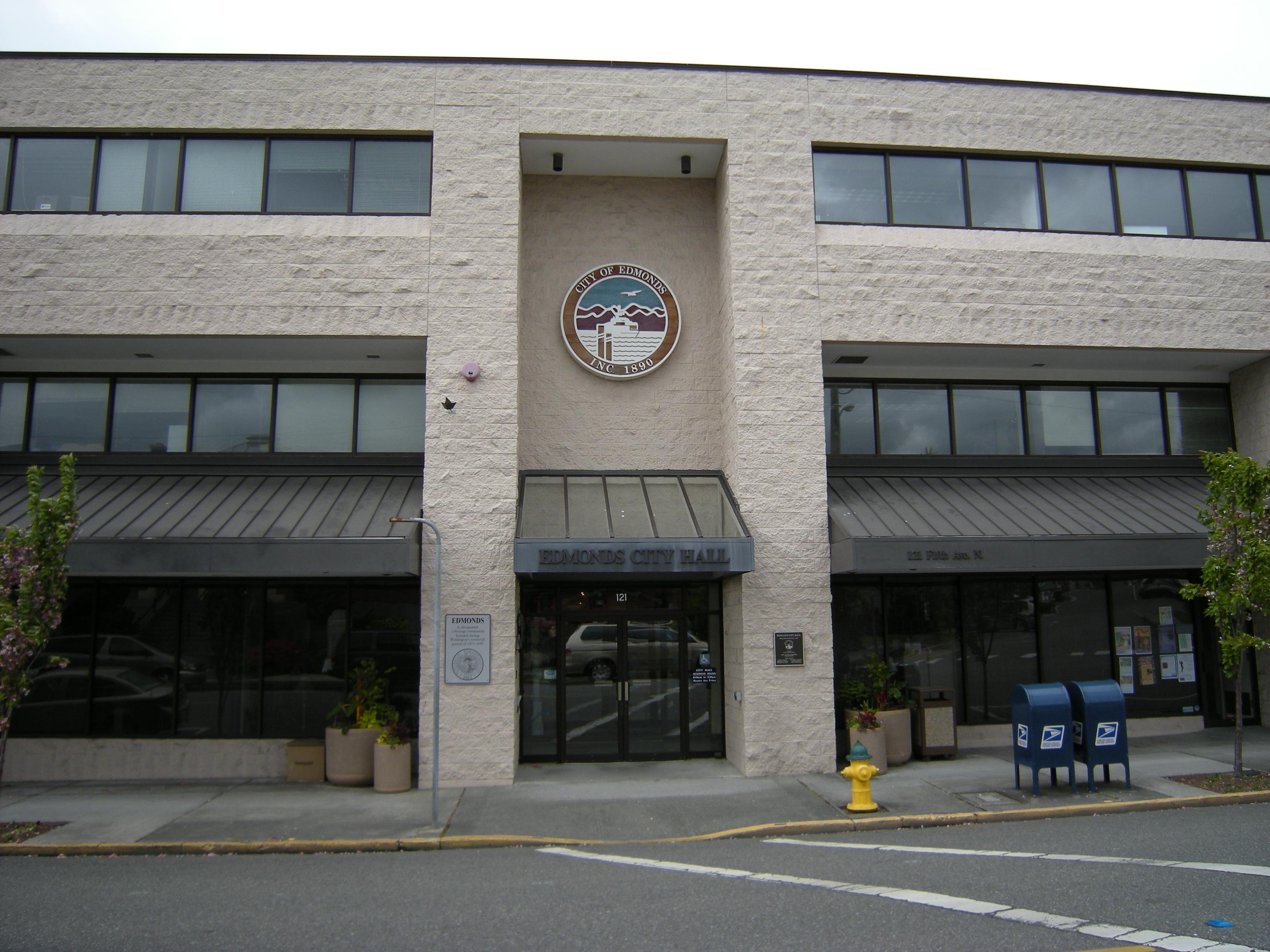 Edmonds City Hall Notary