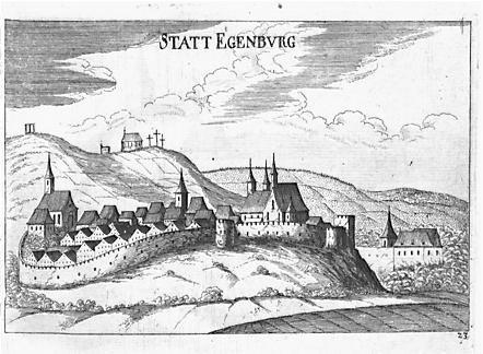 Eggenburg, Lower Austria Georg Mätthaus Vischer.png