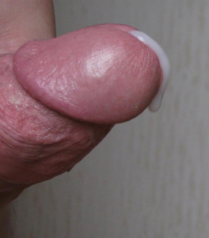 Penis Mit Sperma