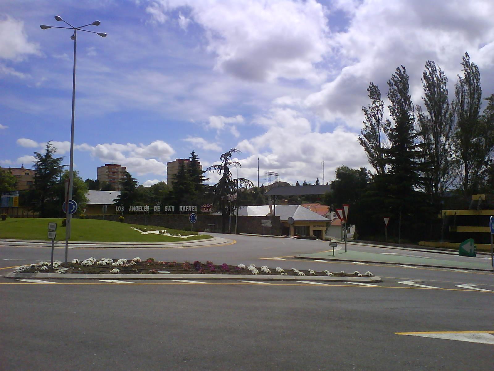 Descripción El Espinar Los Angeles de San Rafael.JPG