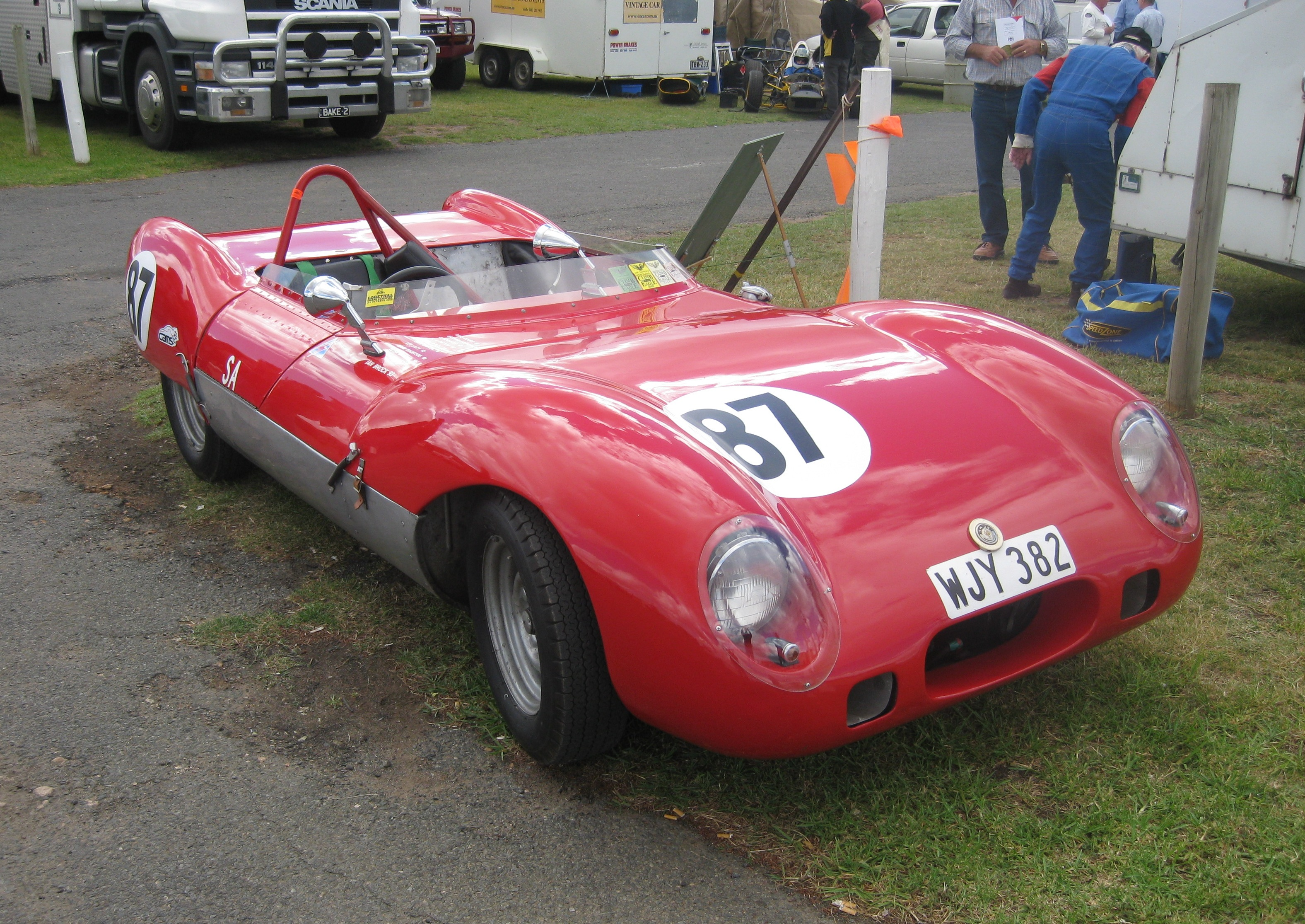 Elfin Sports Cars Wikiwand - Drb sports cars queensland