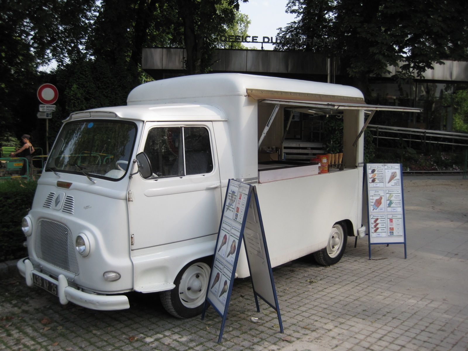 Renault Estafette Food Truck