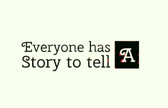 a logo tells a story