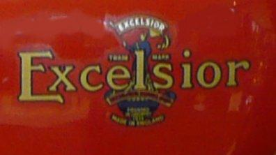 Excelsior Motor Company Ltd., zuvor Bayliss, Thomas & Company Excelsior_logo
