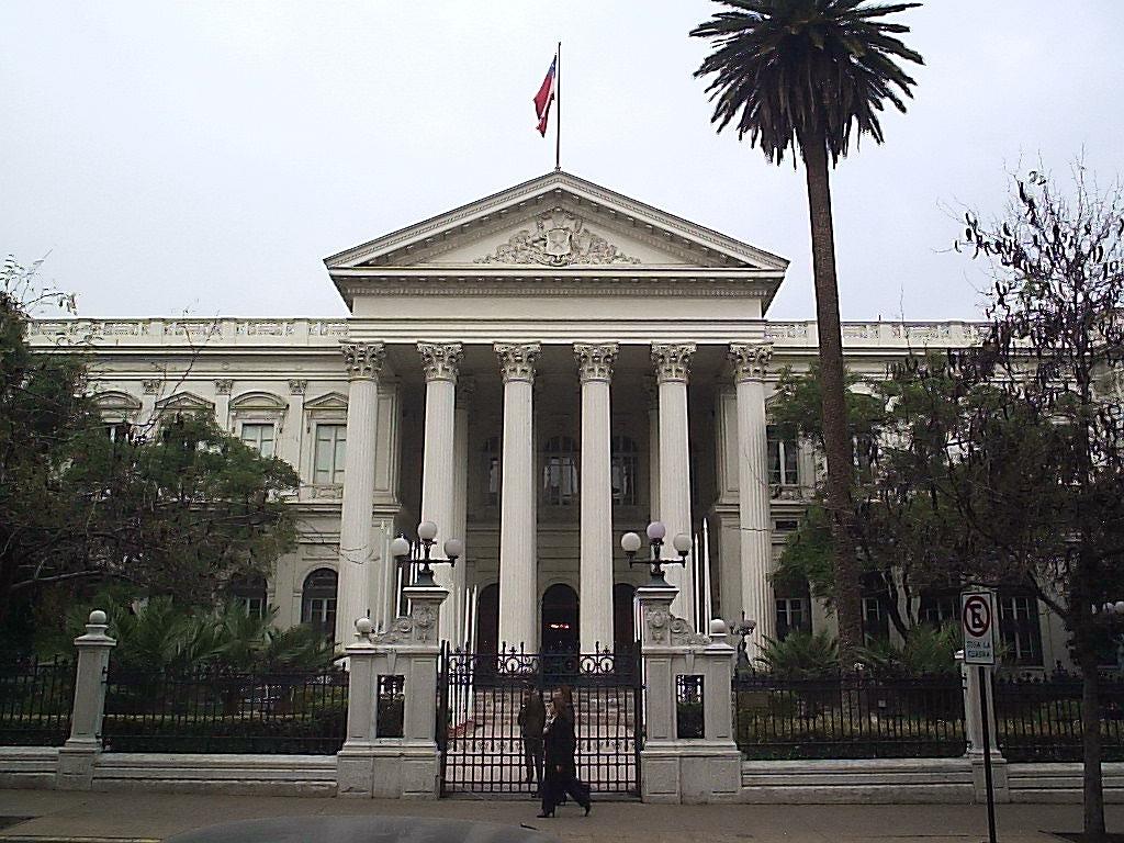 Edificio del ex Congreso Nacional de Chile  Wikipedia la