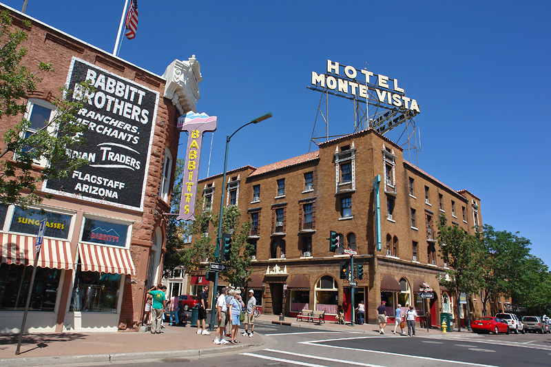 Flagstaff AZ College Towns Quality of Life