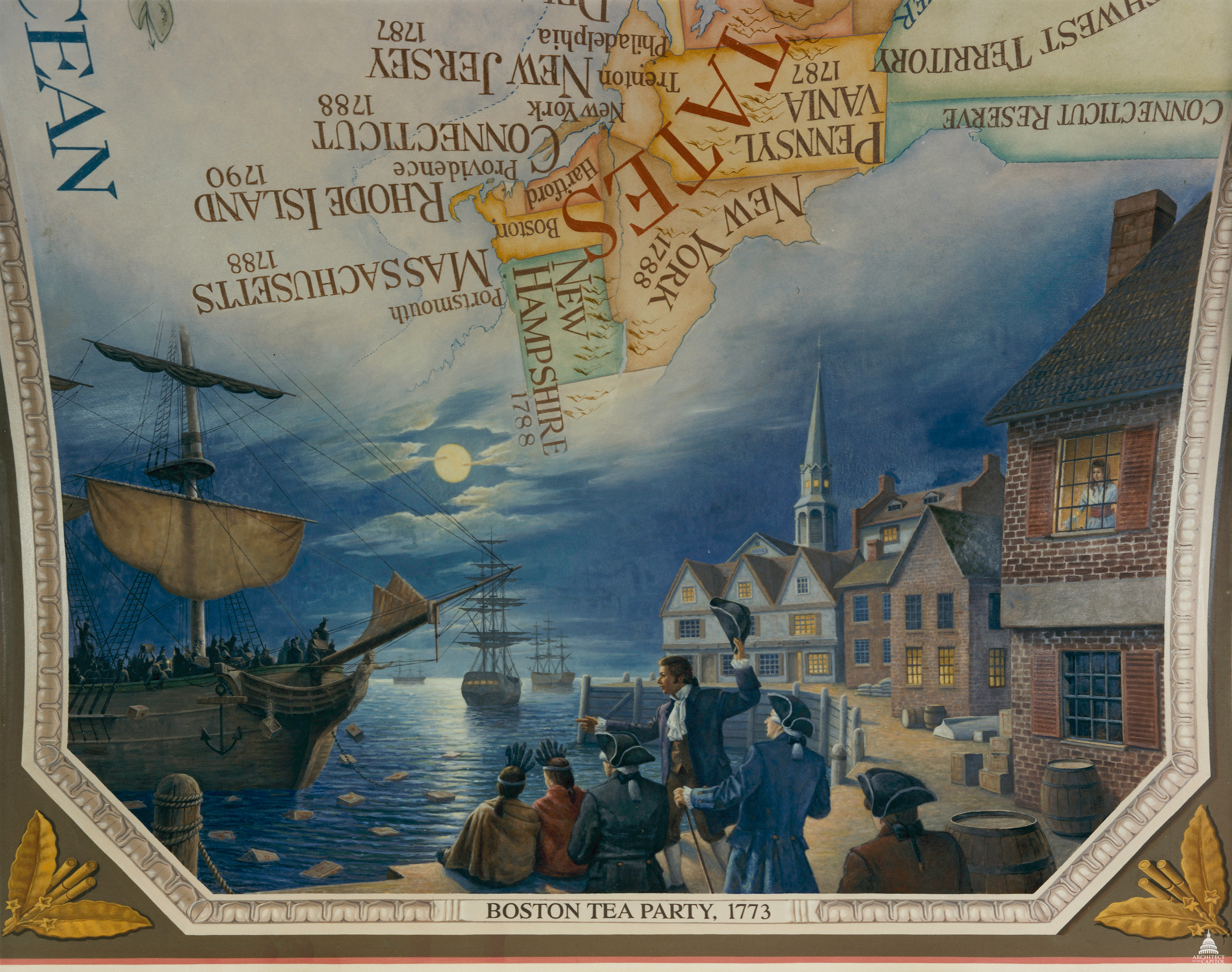 Image Result For Boston Tea Party