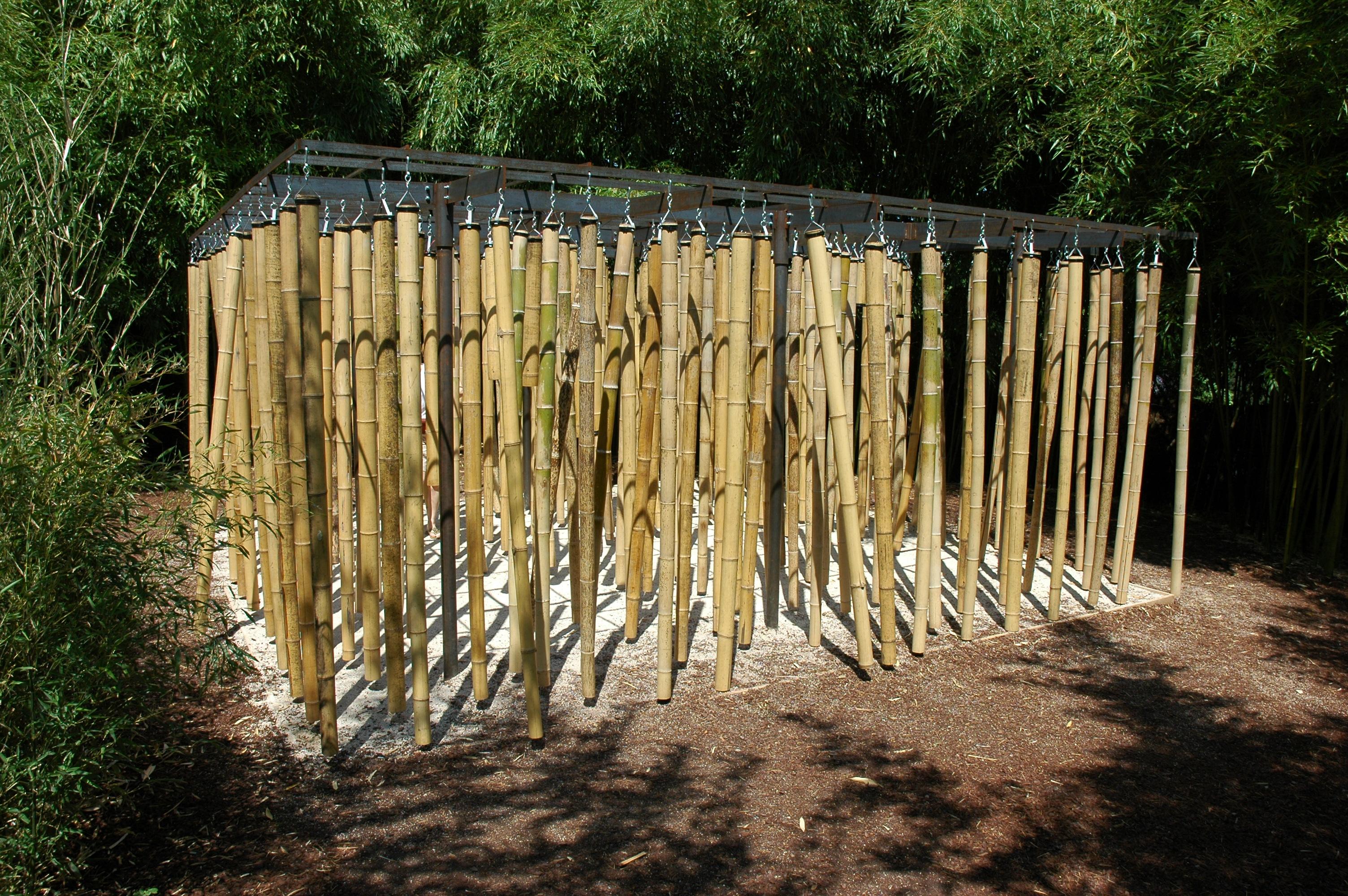 File france loir et cher festival jardins chaumont sur loire 2006 24 chant de bambous 01 jpg - Chaumont sur loire jardins ...