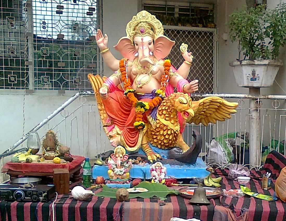 Ganesh Chaturthi Festival   List of festivals in India