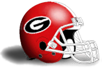 English: Georgia Bulldogs helmet. Made with Ph...