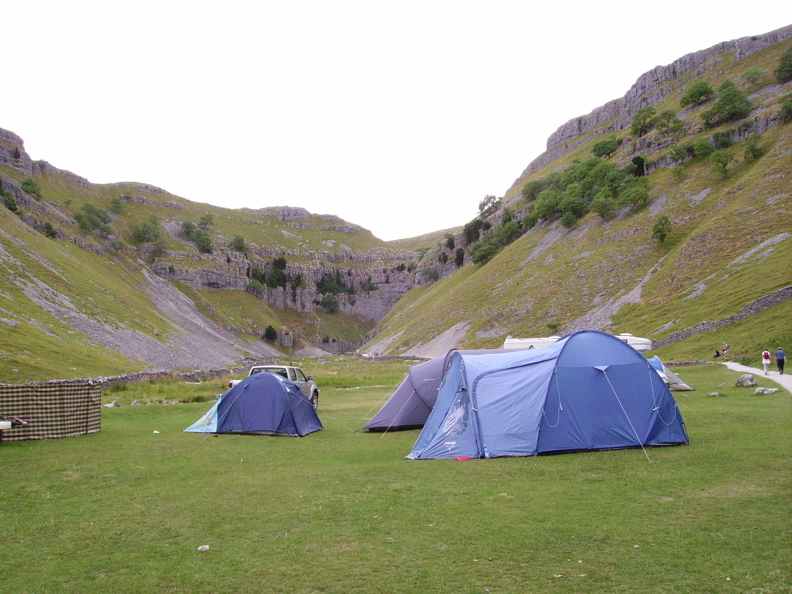 Http Commons Wikimedia Org Wiki File Gordale Camping Site Jpg