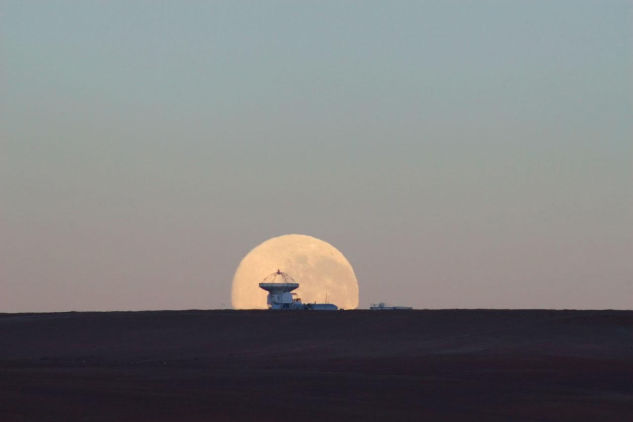欧洲南方天文台(ESO) - wuwei1101 - 西花社