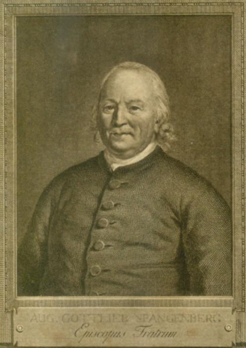 August Gottlieb Spangenberg (1704–1792)