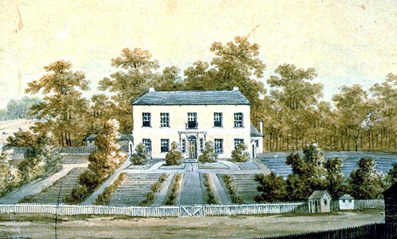 Government House Parramatta 1805