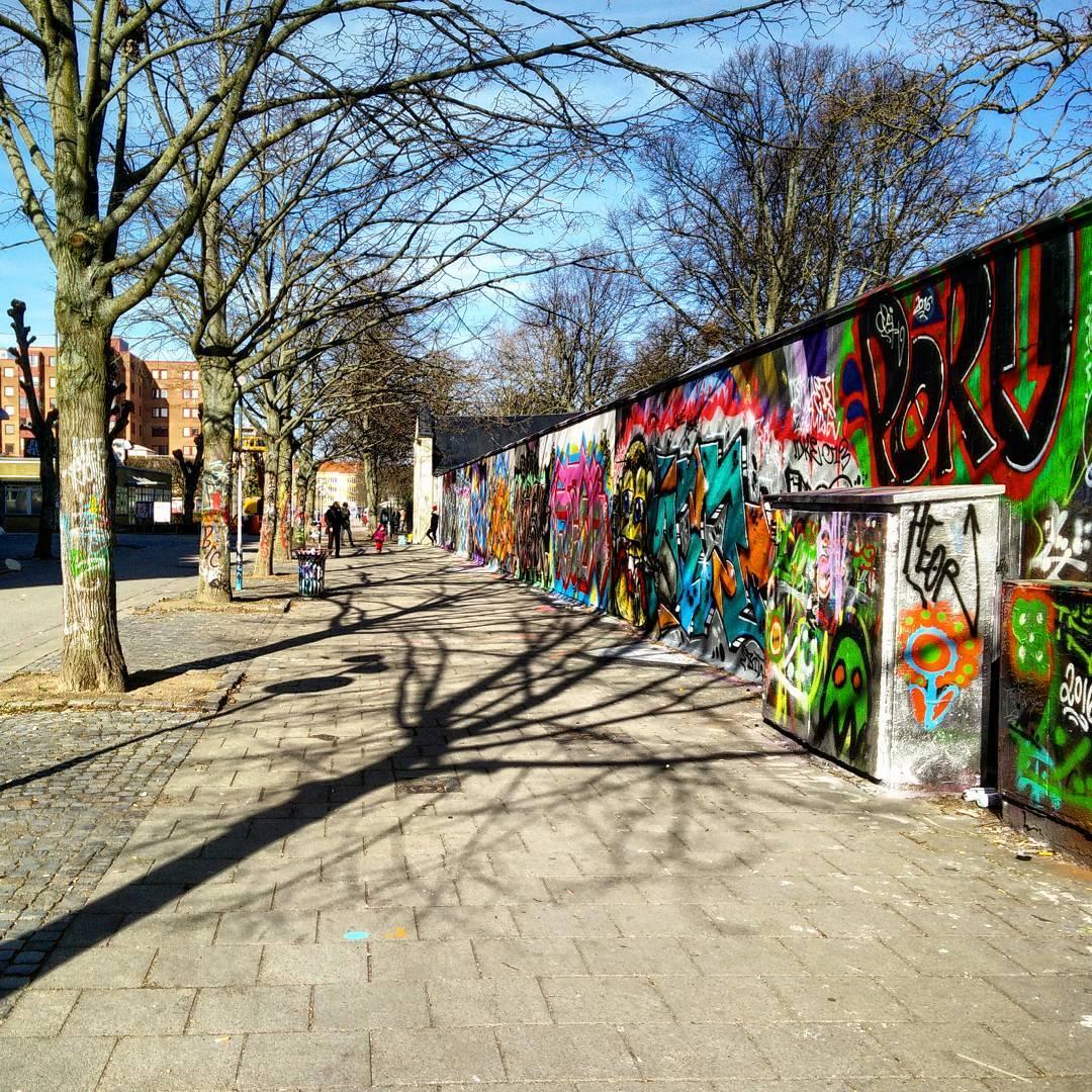 Filegraffiti vid folkets park i malmö jpg