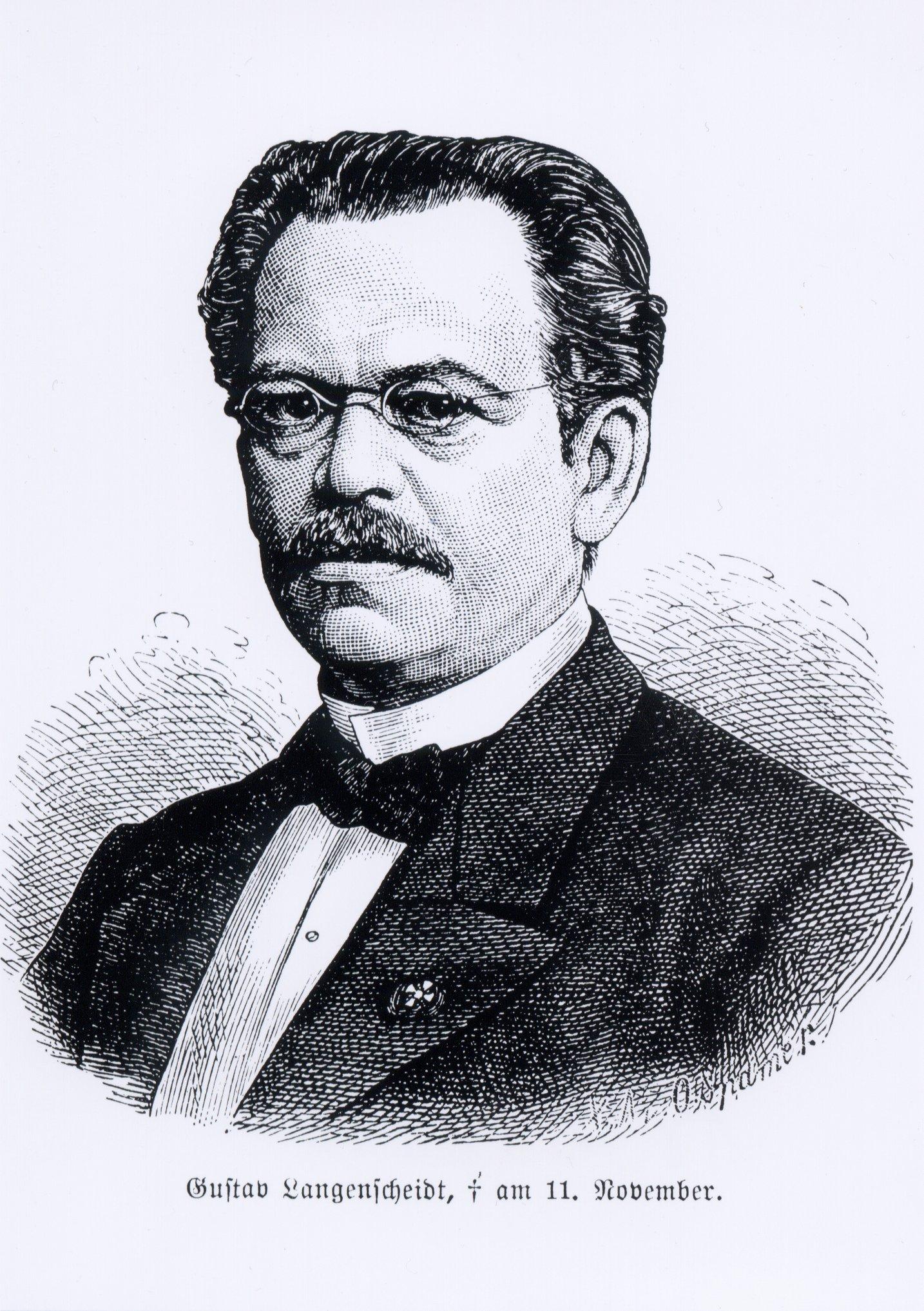 Gustav von Langenscheidt