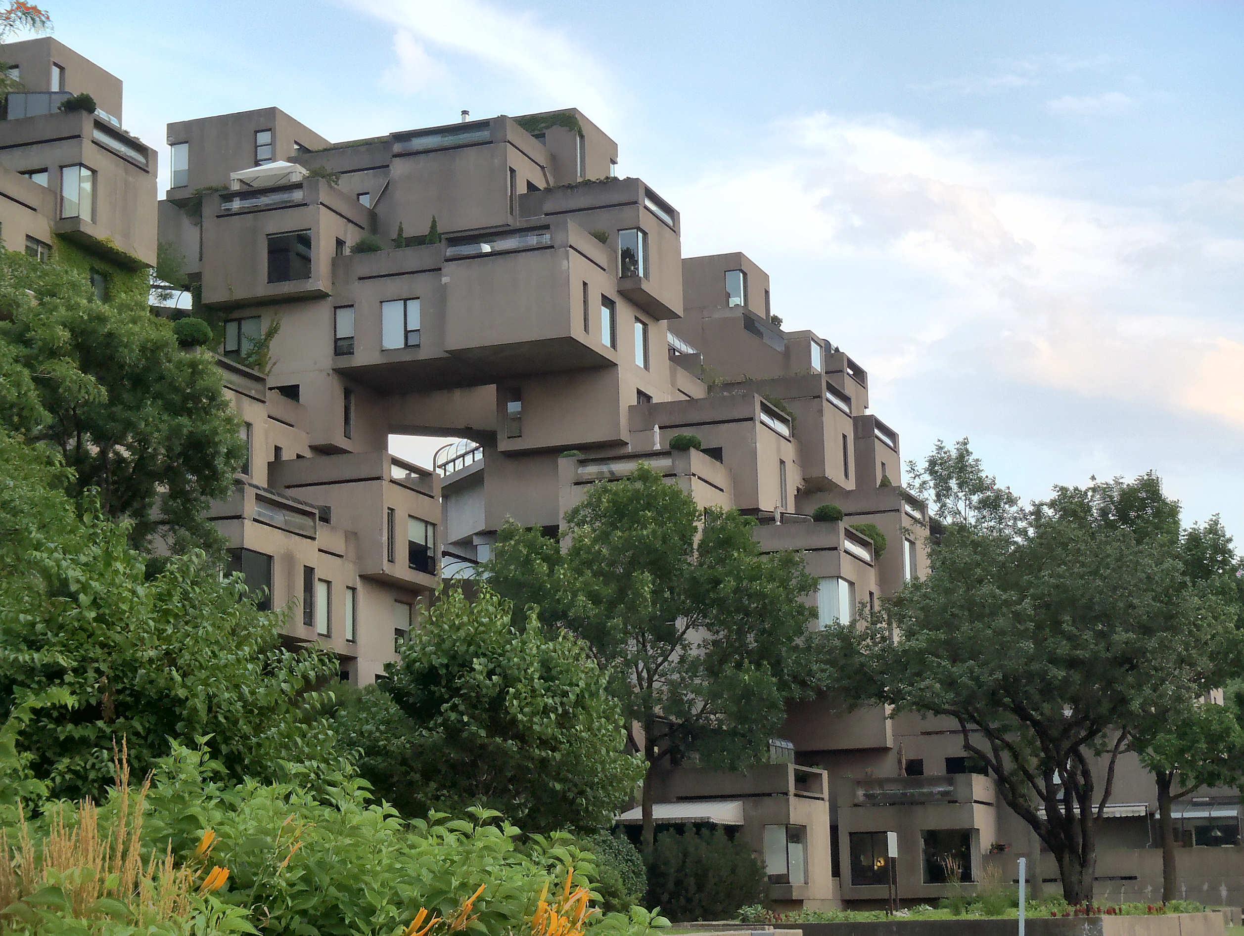 Habitat Montr Al C Quebec