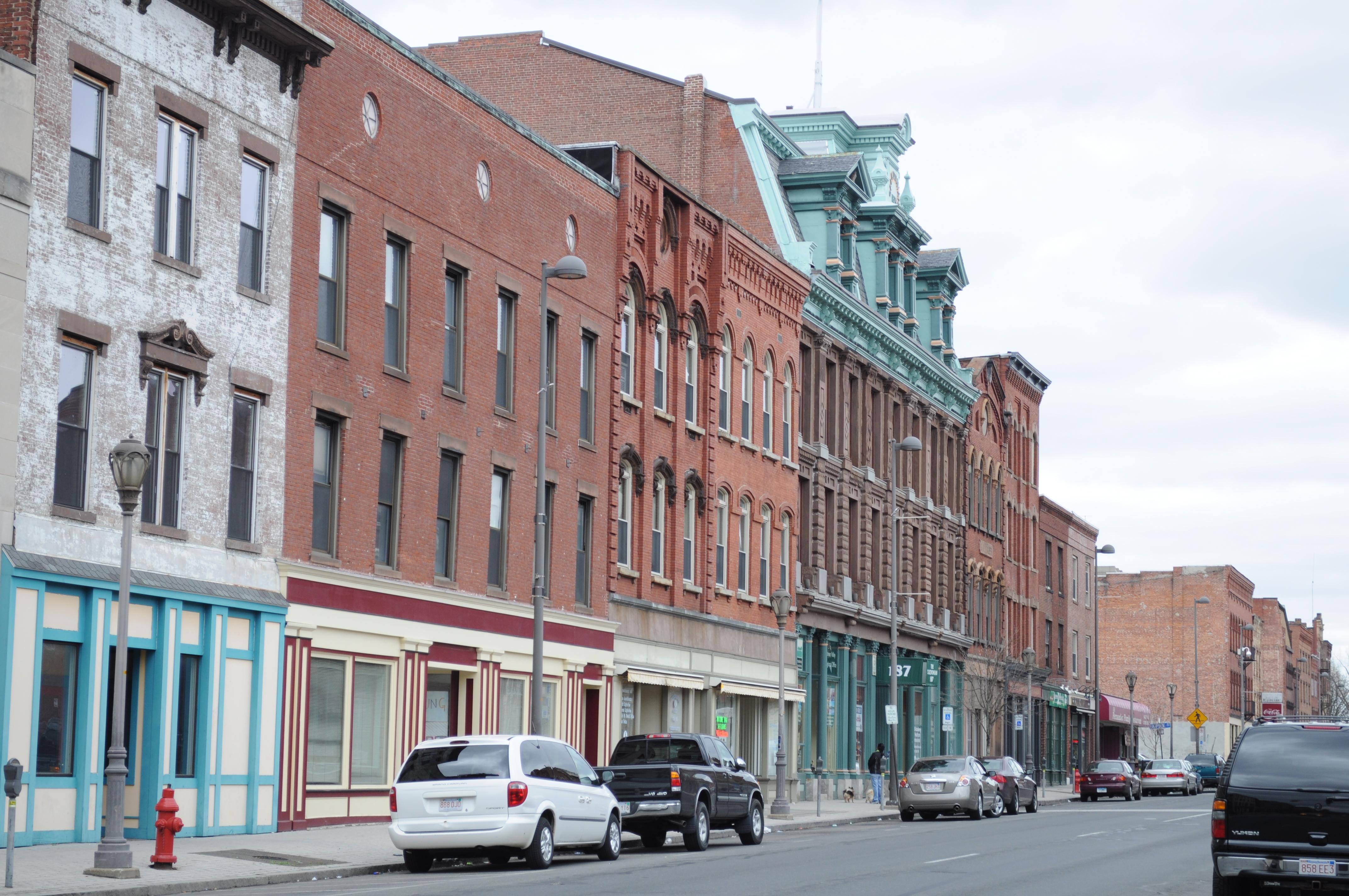 Holyoke (MA) United States  city photos gallery : Holyoke, MA High Street 01 Wikimedia Commons