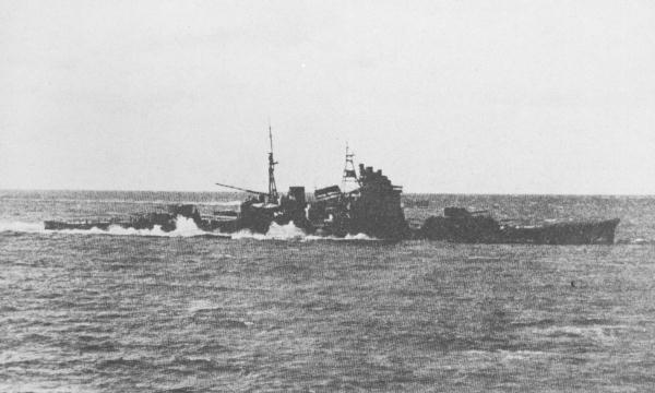 File Ijn Cruiser Takao At Sea Around 1937 Jpg