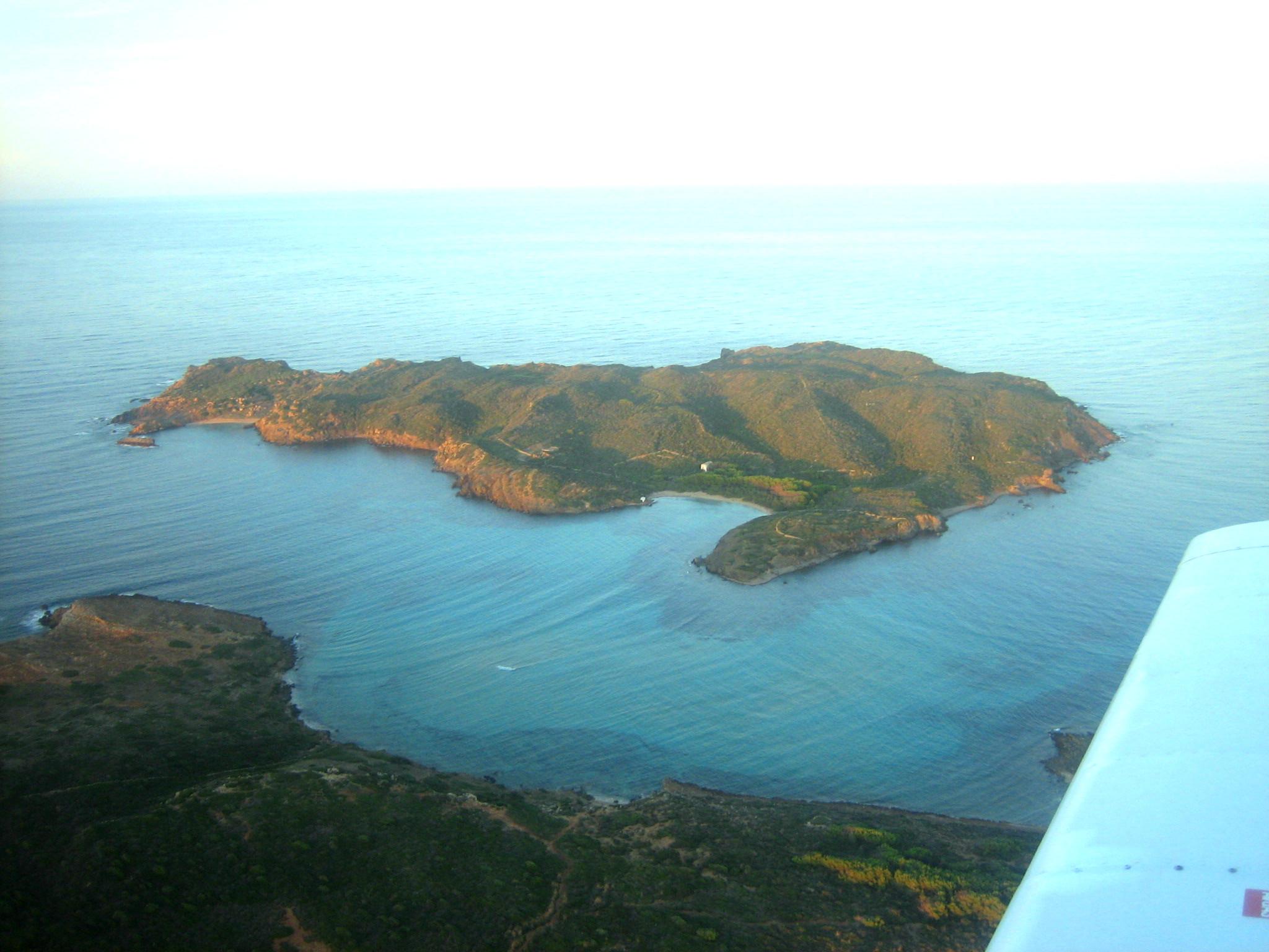 Depiction of Isla de Colom