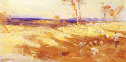 Impressions for Golden Summer Arthur Streeton.jpg