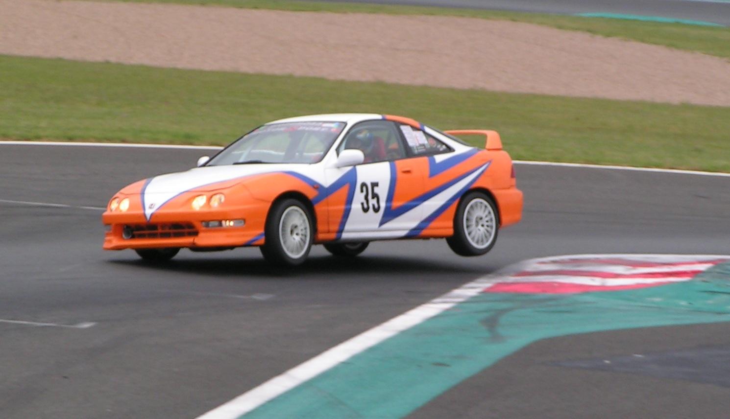 Da Integra Race Car