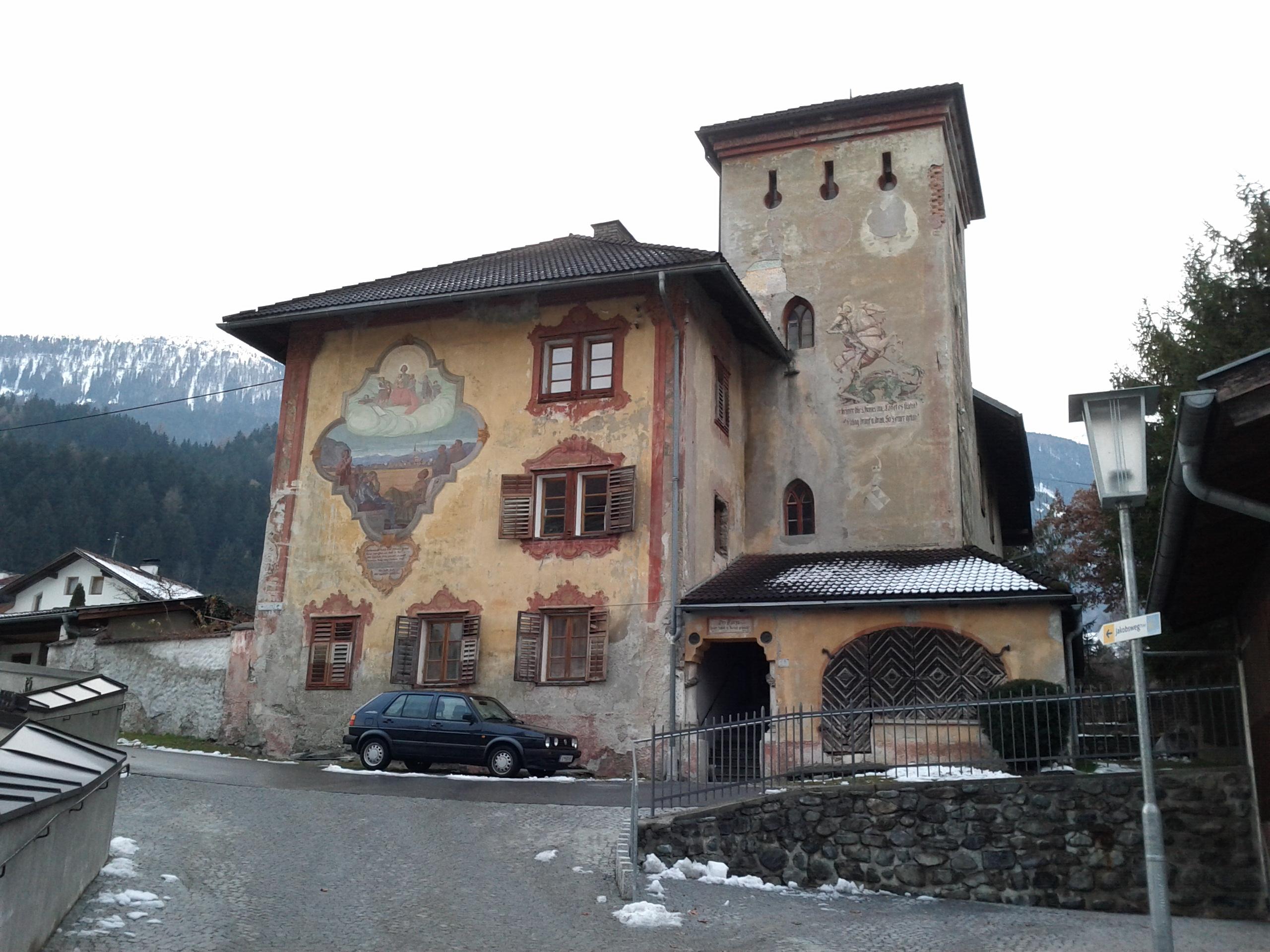 Hirschberger, Lorenz - Gemeinde Inzing - Startseite - Unser