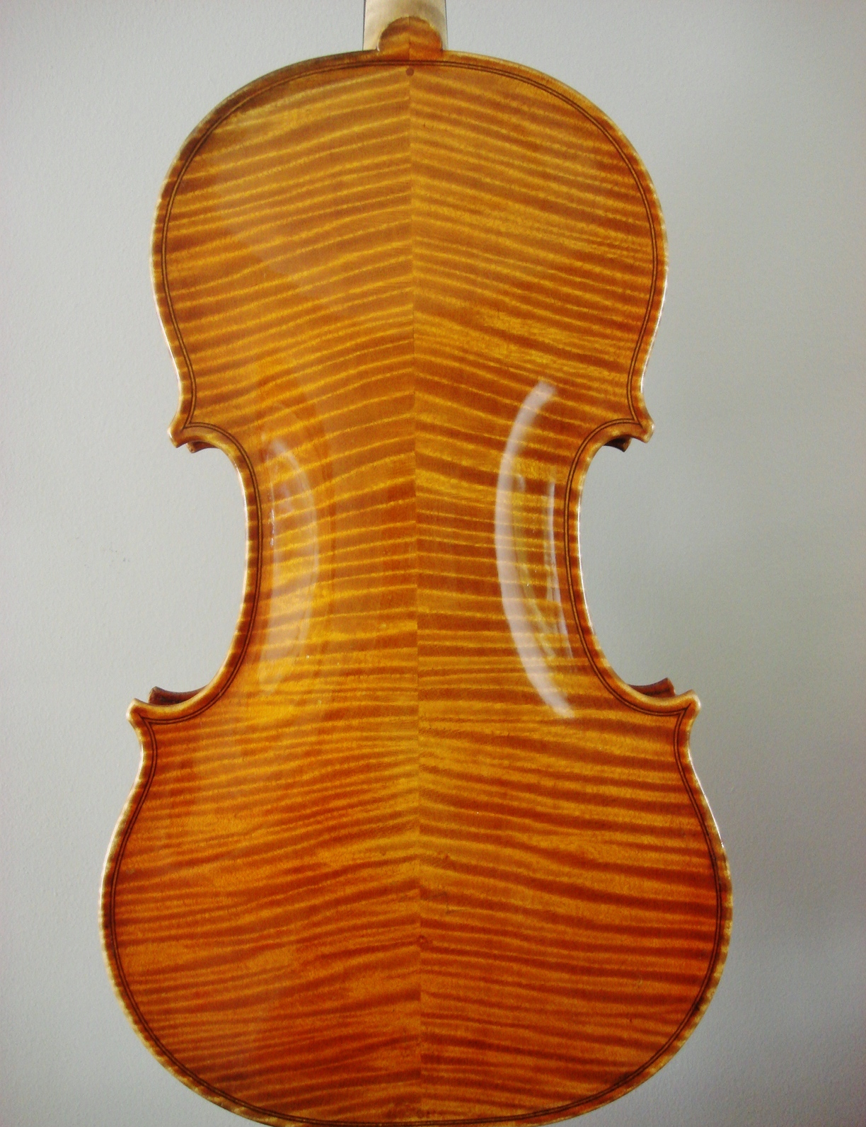 File Italian Violin By Ansaldo Poggi Bologna Stradivari